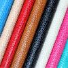 Matériau environnemental en PU Cuir décoratif pour la décoration de la mode