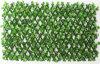 Artificiales Bunting vides valla con PVC extensible pérgola (MZ192002A)