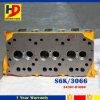 Testata di cilindro del motore S6kt (34301-01060) per le parti dell'escavatore del trattore a cingoli