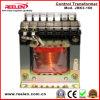 Transformador abaixador de fase monofásica de Jbk3-160va com certificação de RoHS do Ce