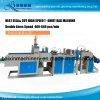 6 Zeilen Plastikabfall-Beutel, der Maschine herstellt