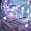 Шнура света шнура медного провода СИД RGB СИД водоустойчивой СИД Fairy освещаемый батареей