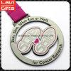 Venta al por mayor buen diseño medalla de metal de encargo
