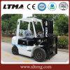 L'OIN de la CE a reconnu 3 le chariot élévateur de la tonne Gasoline/LPG fabriqué en Chine