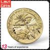 Preiswerte kundenspezifische Metallgoldmünzen