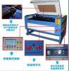 La madera contrachapada automática del CO2 del poder más elevado muere la cortadora del laser del metal de la tarjeta