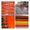 Haltbares beständiges Sperren-Netz-warnendes UVineinandergreifen-Plastikbodenfiletarbeit