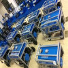 Elektrisches bewegliches Benzin des Anfangs5kw 7kw 8kw/Treibstoff-Generator