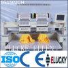 Elucky Two Heads High Speed 1200spm Ebroidery Machine