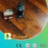 E1 de 12,3 mm de HDF AC3 grabado V ranurado filo encerado suelo laminado