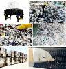 Solid Waste Shredder for Salts/Waste Crusher Machine