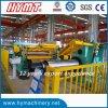 Length Machine Line에 CL-6X1600 Automatic Metal Coil Cut