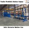 línea de la máquina del estirador del cable de transmisión del diámetro de alambre de 8-120m m