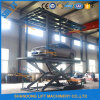 La vente chaude portative Mi-Se lèvent levage hydraulique de véhicule de ciseaux