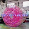 The Colorful Double TPU balles gonflables
