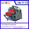 Separador magnético seco para los minerales, operación de la purificación