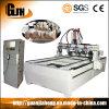 incisione 2D&3D, passo passo, 4 ' assi di rotazione di x8', multi & router di CNC di falegnameria di funzione