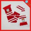 Выполненный на заказ Checkered выдвиженческий шарф спортов