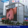 Hohe Auflösung P5 1/16s Innen-RGB LED-Panel bekanntmachend