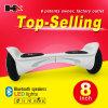Rueda eléctrica Hoverboard de la pulgada 2 del patín 8 de China Hoverboard con el altavoz de Bluetooth