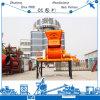 Misturador concreto Dobro-Horizontal de única unidade de Js750 Baching