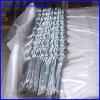 卸売8mm*2mの金属のトマトの鋼鉄螺線形の鉄ワイヤー棒