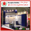 cabina de la exposición de la materia textil de Frameless de la alta calidad de los 6*6m (los 6X6M)