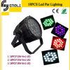 Stage Show (HL-029)를 위한 10W*18PCS 4in1 LED PAR Light