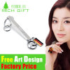 Brand famoso Customized Promotional Gift 3D Metal Keychain