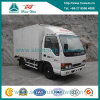 Isuzu 4 톤 98HP Light Duty 밴 Cargo Truck Ql5040xxy3earj