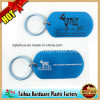 Изготовленный на заказ бирка любимчика Keychain металла логоса (TH-826)