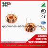 Inductor de la bobina de Toridal de la base de Sendust con diseño modificado para requisitos particulares