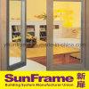 알루미늄으로 만드는 은 여닫이 창 Windows