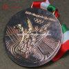 Médaille militaire faite sur commande de souvenir du logo 3D (LM1263)