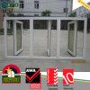 La resistencia al viento fuerte impacto de huracanes Casement puertas y ventanas