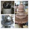 Pedra granito esculpidas/fonte de mármore polido Fonte de esfera para decoração de jardim (CV006)