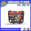 ISO 14001のブラシのディーゼル発電機L6500dgw 60Hz