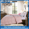 Volles Bett-heiße Verkaufs-Plaid-rote Farben-Polyester-Steppdecken