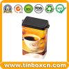 Estanho do café/caixa do café/de lata/alimento de café empacotamento da caixa do estanho/estanho