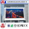 Alto schermo di visualizzazione esterno del LED di luminosità P8 che fa pubblicità alla video parete