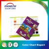 Brochure professionnelle de haute qualité Services d'impression pour tableau de couleurs