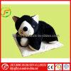 Jouet chauffé par micro-ondes de chat de réchauffeur de sac de blé de lavande