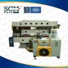 Completo automático hidráulico caliente y el estampado de la máquina