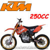 Ktm 250cc Dirt Bike (MC-671)