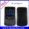 Мобильный телефон WCDMA+GSM Al3G с шариком umina WiFi Java и Trackpad (W303) для керамический молоть (глинозем 70%)