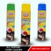 Schäumendes saubereres Spray-Autopflege-Produkt