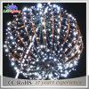 2017の休日のモチーフのクリスマスの球LEDの豪華な装飾の球