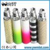 2014 새로운 Design 및 Colorful LED Display EGO-Y Battery