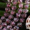 Стеклянная бусина Lampwork, стеклянная бусина Murano