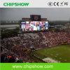 Van de LEIDENE van Chipshow P10 LEIDENE van de Perimeter van het Stadion Voetbal van het Scherm Vertoning